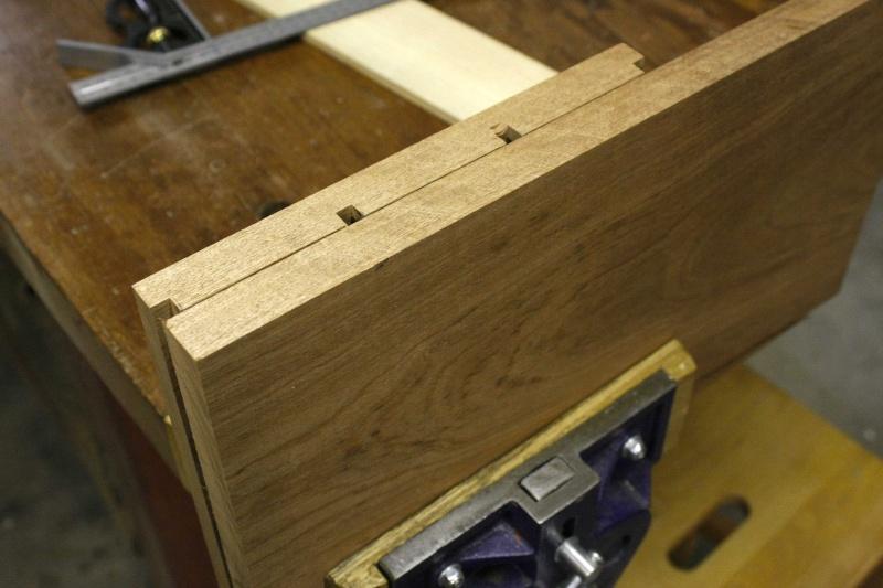 [Fabrication] Un meuble à 9 tiroirs Report10