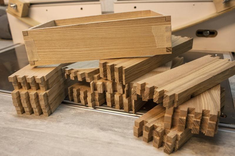 [Fabrication] Un meuble à 9 tiroirs Tiroir12