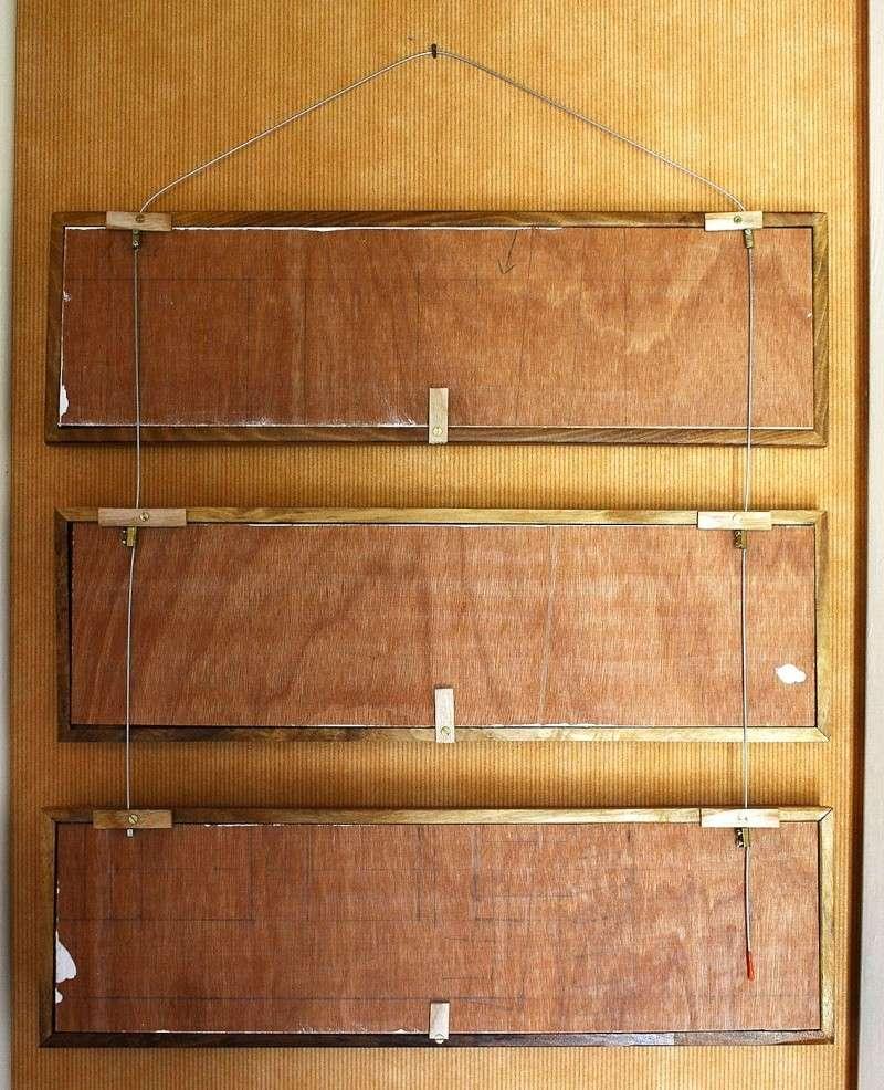[Fabrication] Table de salon en Robinier étuvé - Page 4 Trypty10