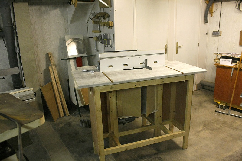 [Fabrication] Nouvelle Table de défonceuse Vue-gl10