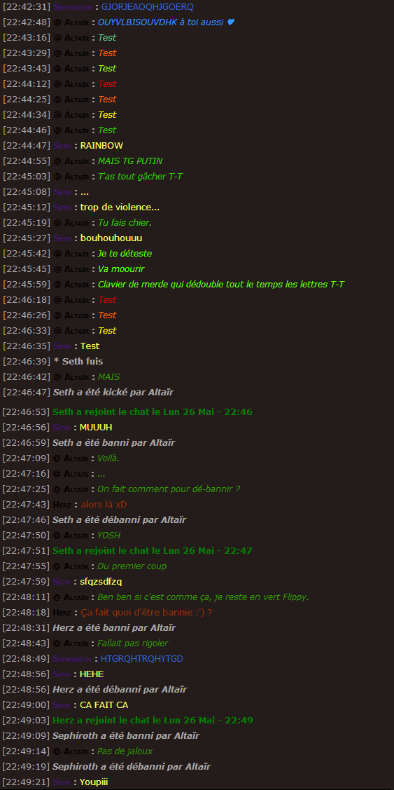 ~  ! Best Of Chatbox !  ~ 310