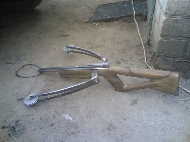 Steel split limb crossbow 0e8a4e10