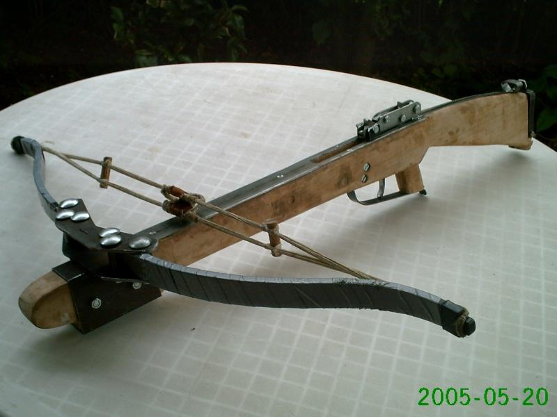 Steel split limb crossbow Bullet10