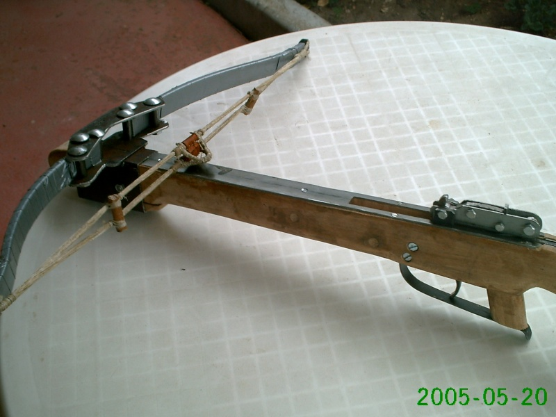 Fiberglass prod draw length Bullet14