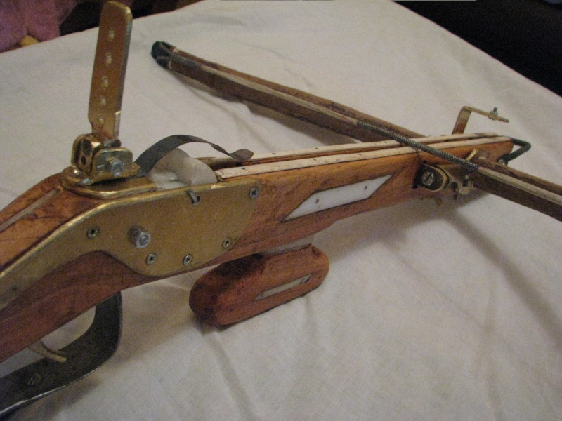 Hunting crossbow 19th century style - Page 2 Img_1017