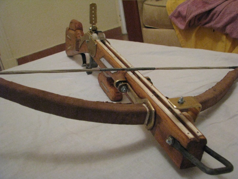 Hunting crossbow 19th century style - Page 2 Img_1018