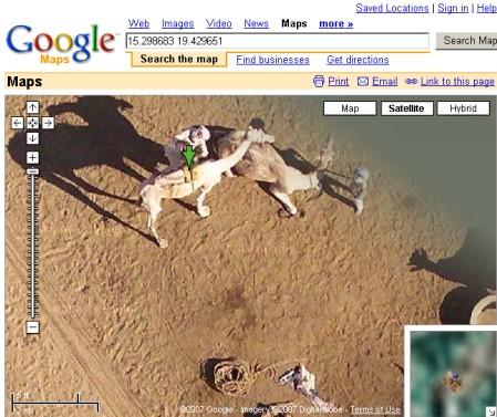Zoomer avec google map en trichant Mimoun10