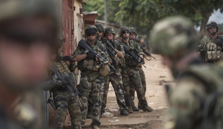 République centrafricaine. La France peut achever les travaux de pillage 25img10