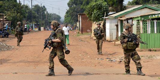 République centrafricaine. La France peut achever les travaux de pillage 43404410