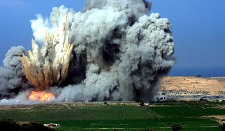 Frappes aériennes israéliennes en Syrie 60077210