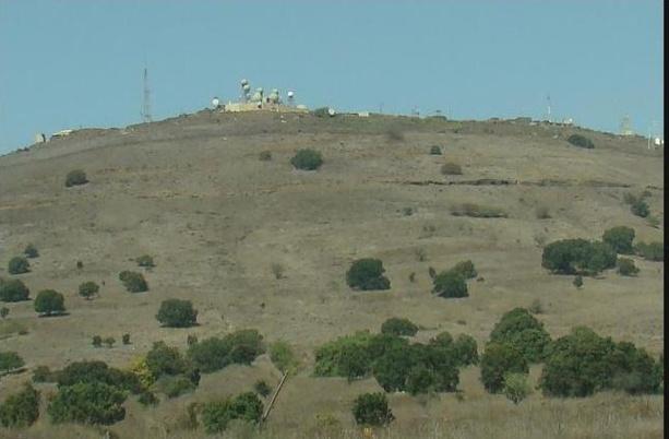 Israël s'empare du sous-sol du Golan syrien occupé 64276710