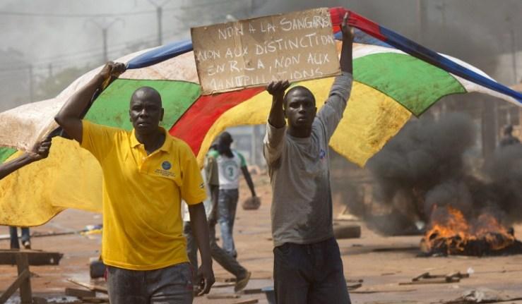 République centrafricaine. La France peut achever les travaux de pillage 7_par710