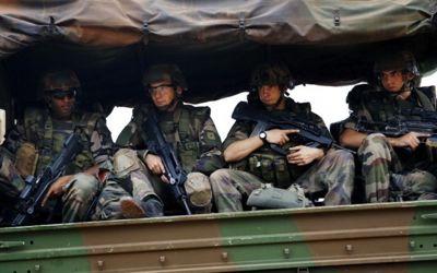 République centrafricaine. La France peut achever les travaux de pillage Arton110