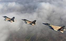 Frappes aériennes israéliennes en Syrie - Page 2 Arton210