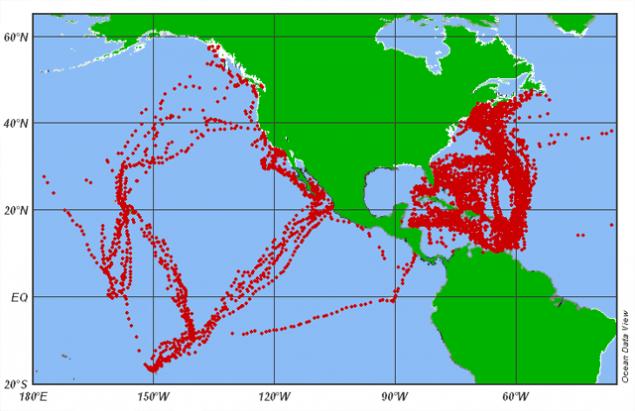Un nouveau « continent » de déchets a été découvert dans l'océan Atlantique Nord ! Plaque10