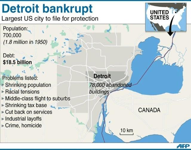 Detroit l'industrieuse se déclare en faillite Sans-t13