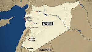 Frappes aériennes israéliennes en Syrie Syrie210