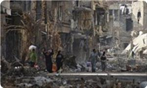 pour - Yarmouk L'ASL Al Qaeda & Co De Connivence Avec Israël Pour Massacrer Les Palestiniens Et Réfugiés Syriens Du Golan Occupé  Syrieg10