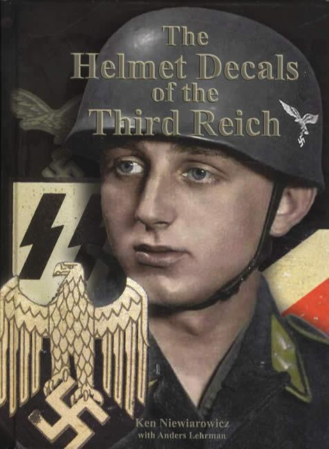 Livre casque allemand ken Niewiarowicz 74cb9f10