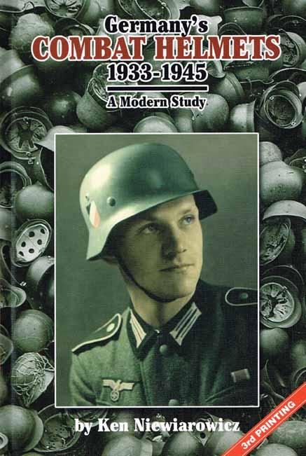 Livre casque allemand ken Niewiarowicz A2199d10