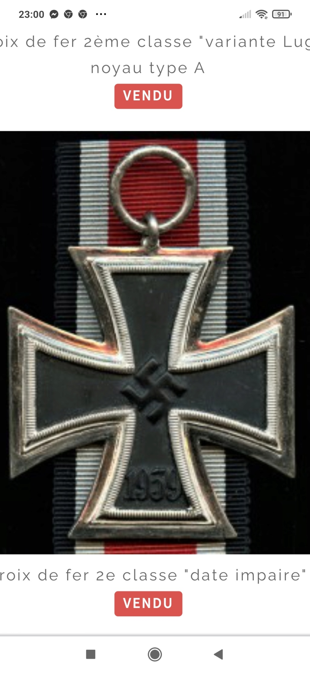 Croix de fer ww2 Screen17