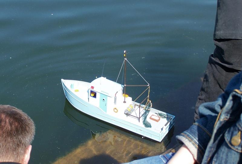 "Baubericht Trawler ""Giacomo"", bei mir ""Mario P."" Hil5910"