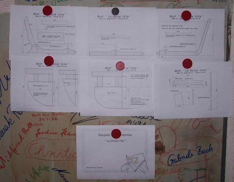 Nachträglicher (Kurz) Baubericht  LE FUNNY Lf110