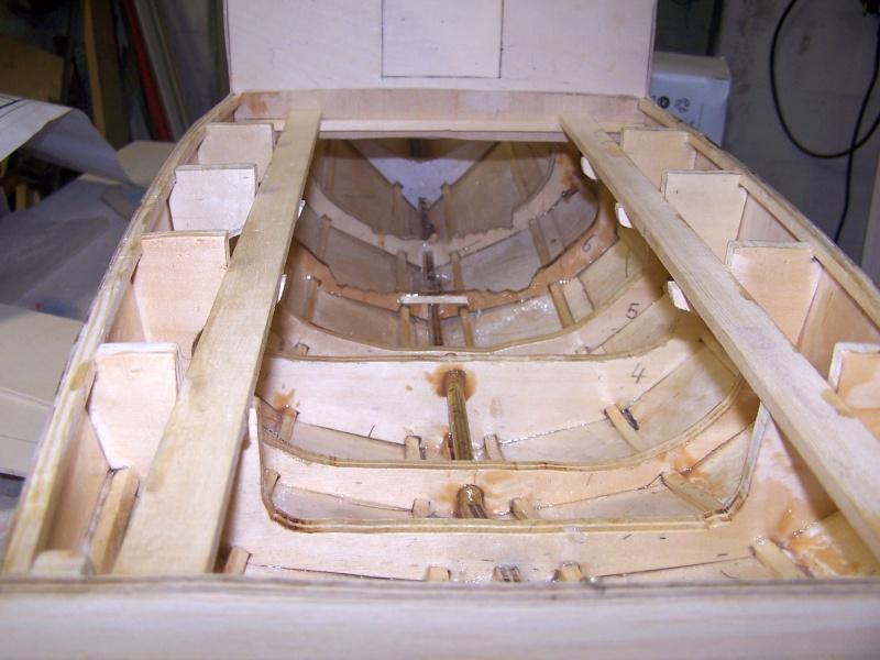 Baubericht Mooring Tug 4  in 1:15 Mt1710