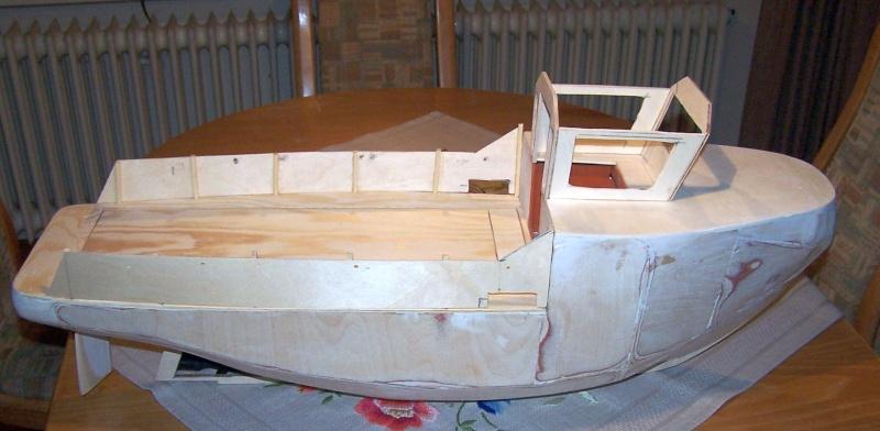 Baubericht Mooring Tug 4  in 1:15 Mt2710
