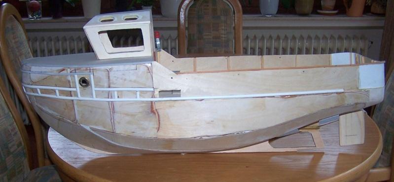 Baubericht Mooring Tug 4  in 1:15 Mt3110