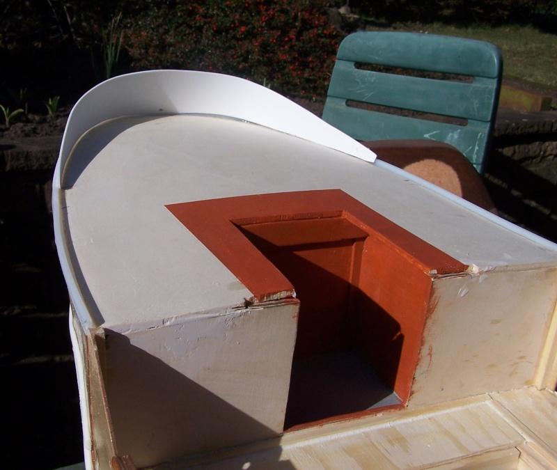 Baubericht Mooring Tug 4  in 1:15 Mt4010
