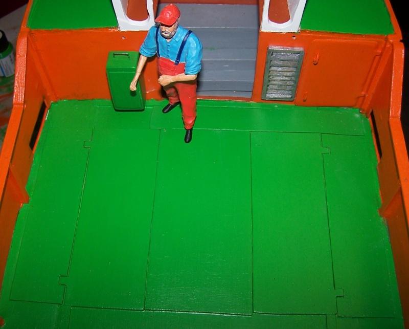 Baubericht Mooring Tug 4  in 1:15 Mt5710