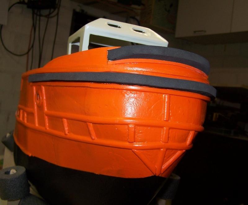 Baubericht Mooring Tug 4  in 1:15 Mt6210