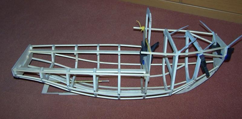 Baubericht Mooring Tug 4  in 1:15 Mt810