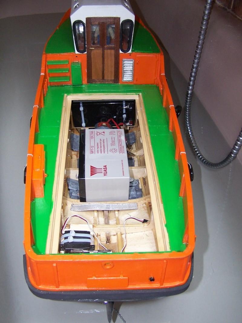 Baubericht Mooring Tug 4  in 1:15 Mt8610