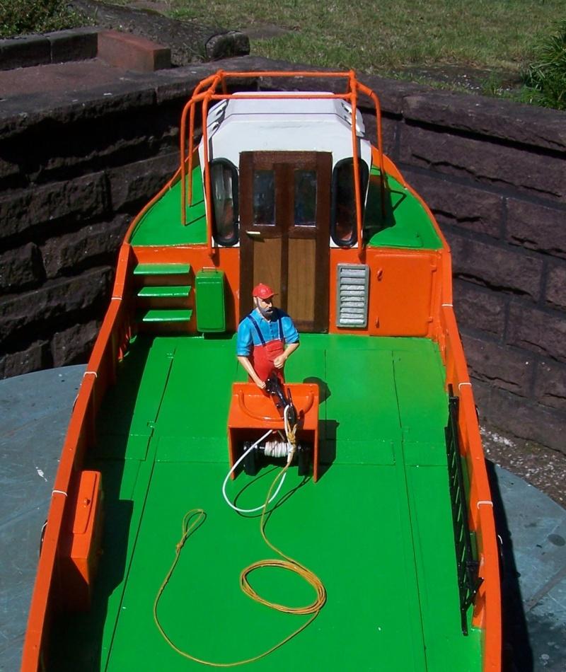 Baubericht Mooring Tug 4  in 1:15 Mt9310