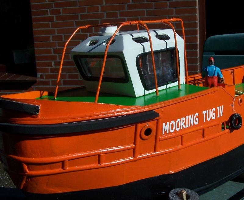 Baubericht Mooring Tug 4  in 1:15 Mt9610