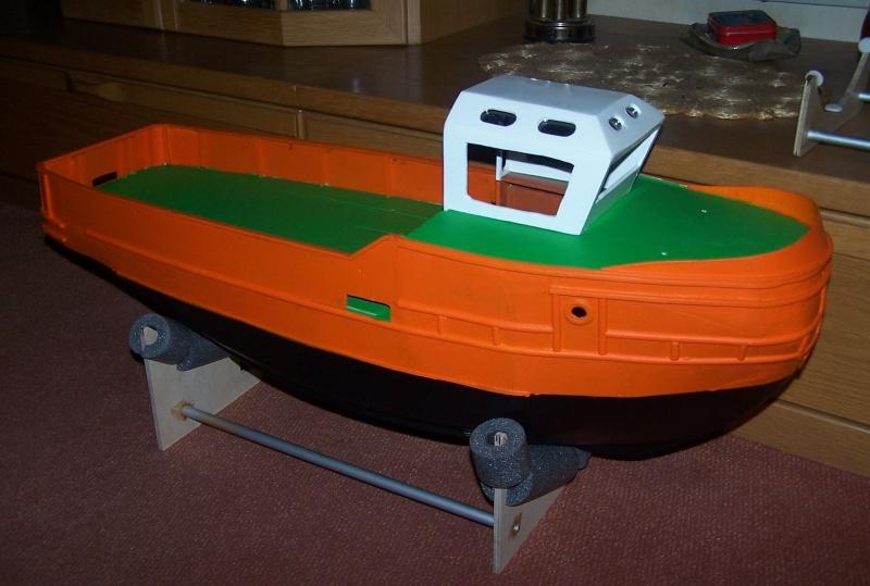 Baubericht Mooring Tug 4  in 1:15 Mz5210