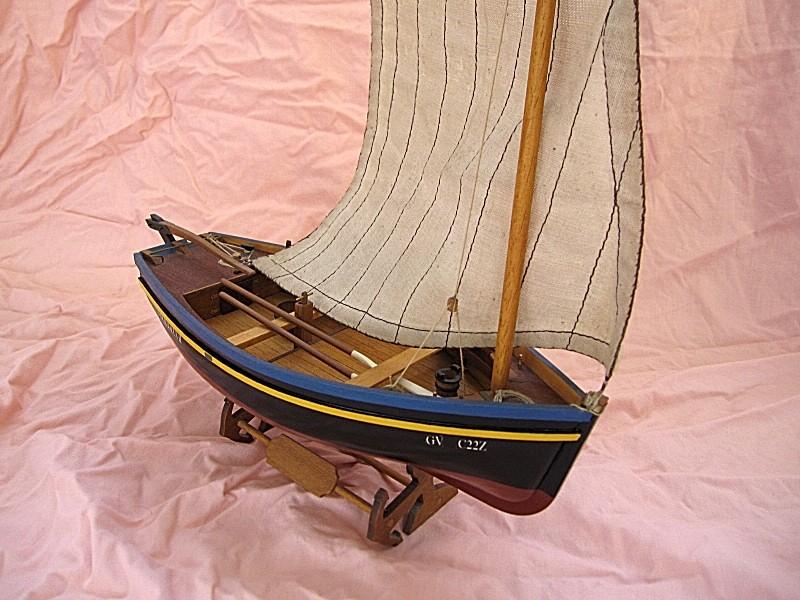 Le Courageux (canot à misaine) C_110