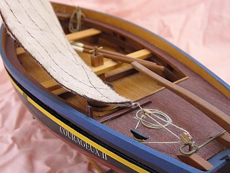 Le Courageux (canot à misaine) C_310