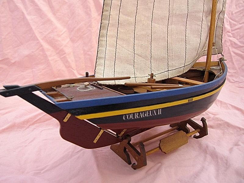 Le Courageux (canot à misaine) C_510