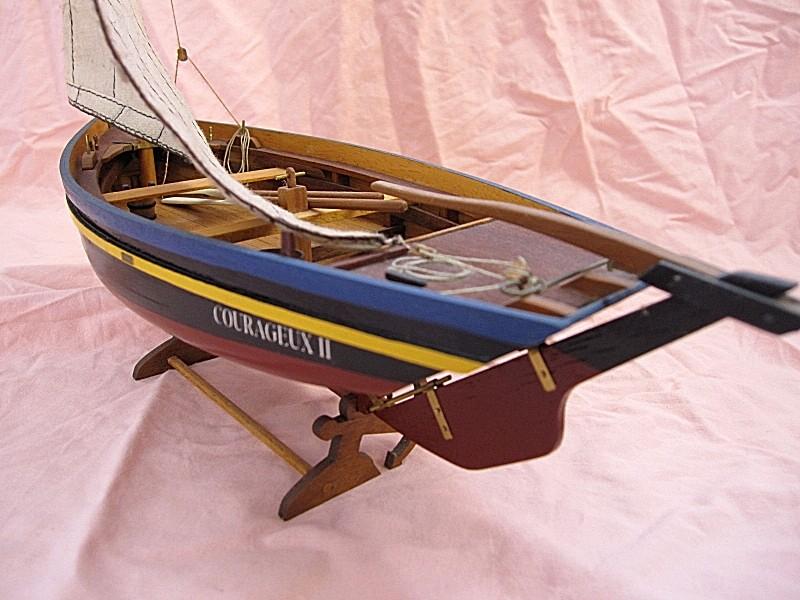 Le Courageux (canot à misaine) C_810