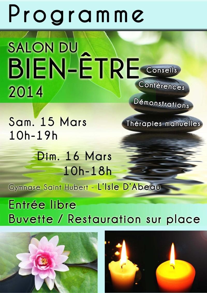 Salon du Bien-Être à l'Isle d'Abeau, weekend 15-16 mars - Gratuit Page_110