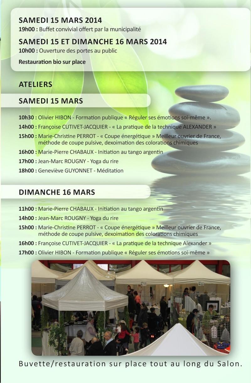 Salon du Bien-Être à l'Isle d'Abeau, weekend 15-16 mars - Gratuit Page_210