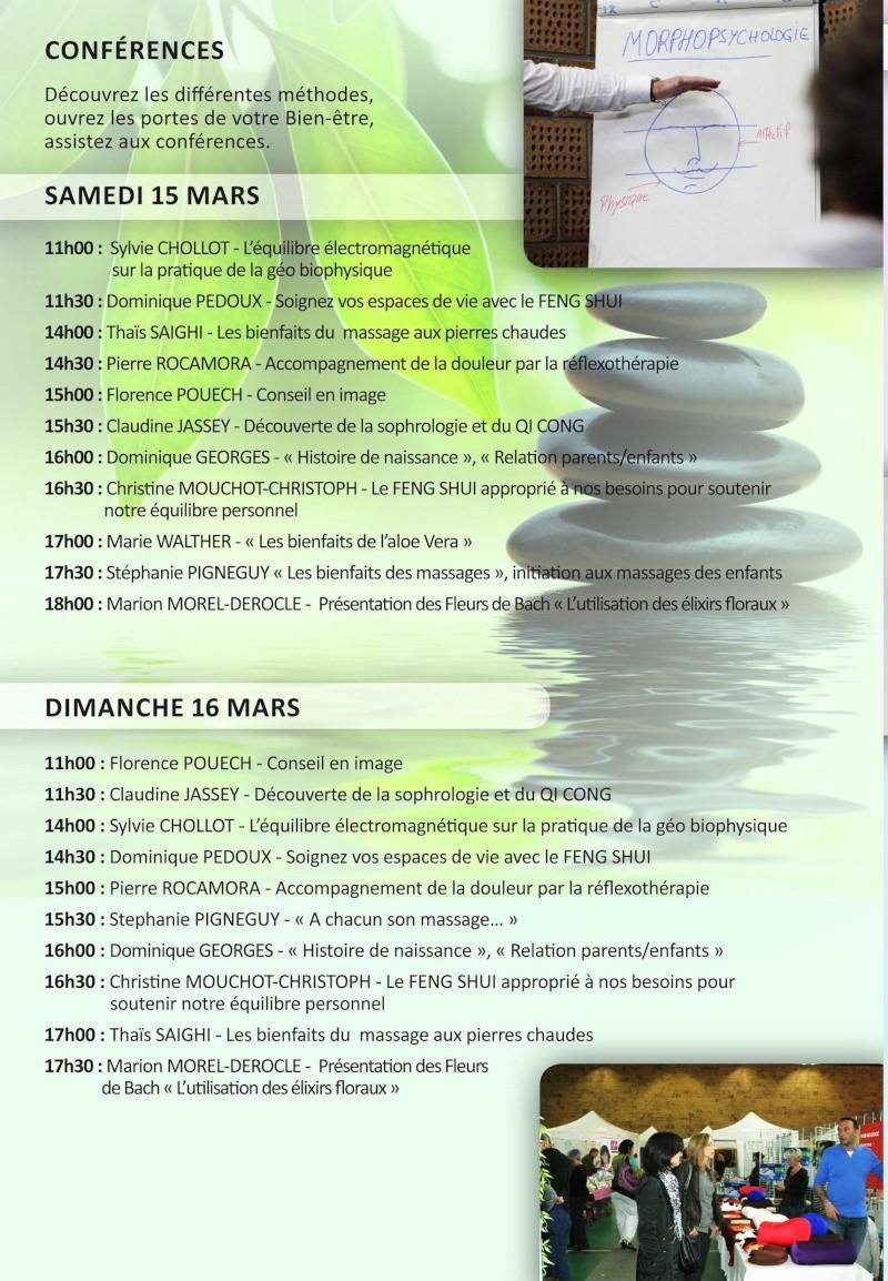 Salon du Bien-Être à l'Isle d'Abeau, weekend 15-16 mars - Gratuit Page_310