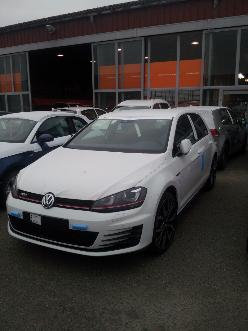 [Golf VII] GTI performance dsg6 5 portes blanc pure 20131113
