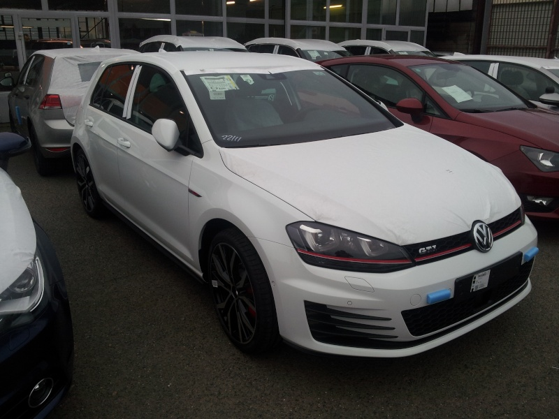 [Golf VII] GTI performance dsg6 5 portes blanc pure 20131114