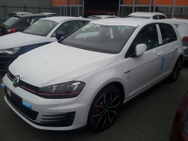 [Golf VII] GTI performance dsg6 5 portes blanc pure 20131115