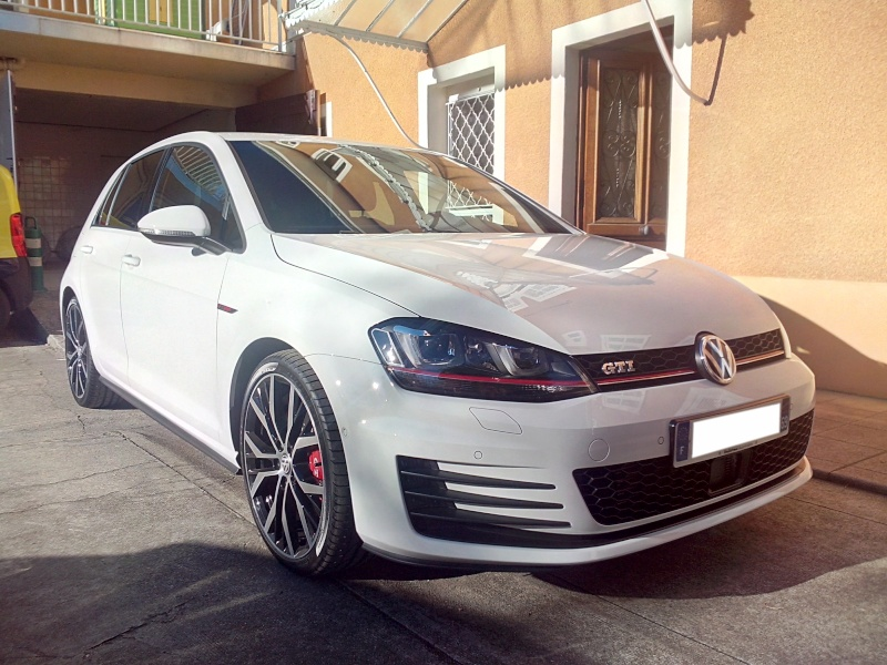 [Golf VII] GTI performance dsg6 5 portes blanc pure - Page 3 Img_2011