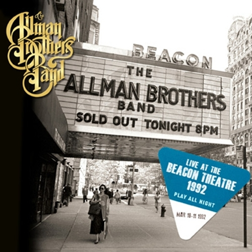 Play all Night: Live At The Beacon Theatre 1992 (2014) 176610